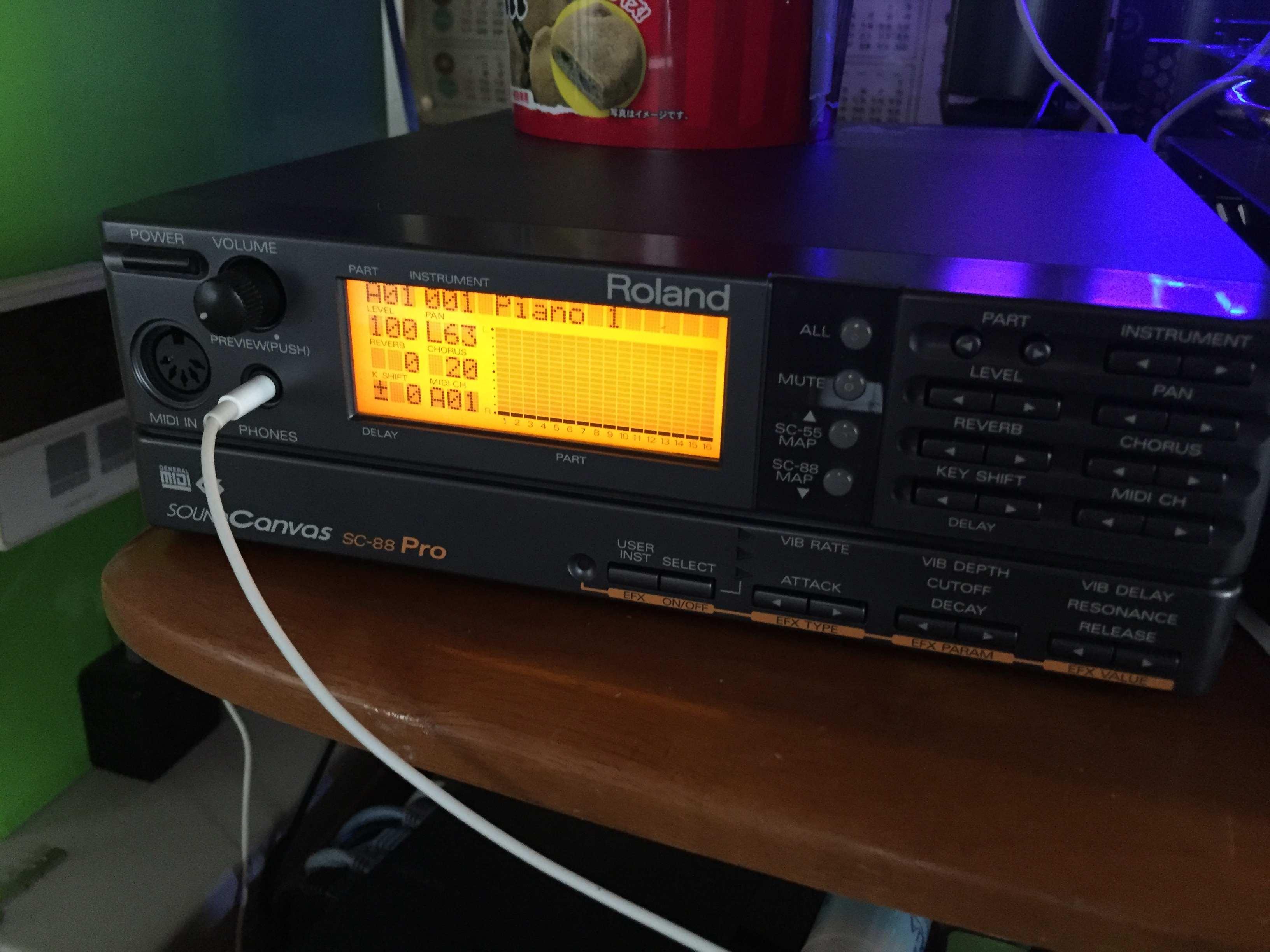 SC-88Proを買いました